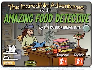Amazing Food Detective Screenshot