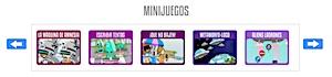 Paseo por Sevilla Mini-juegos Screenshot