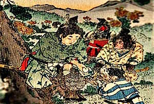 Cover Image for ももたろう (Edited from Image Hasegawa,1886)